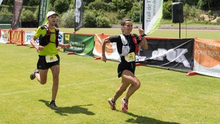 Laurence Yerly, un sprint d'anthologie