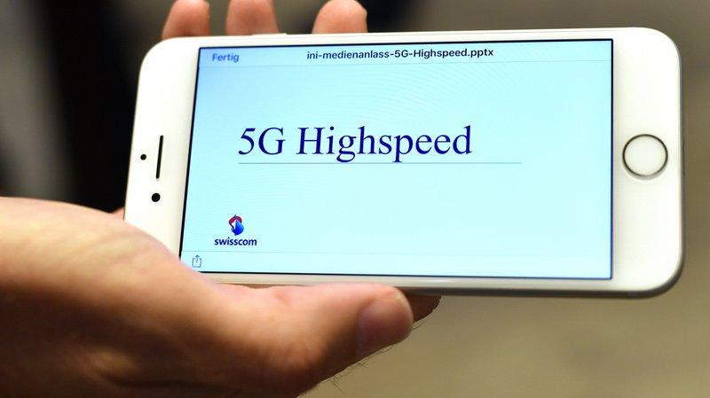 Réseau mobile: Doris Leuthard donne 4 ans à la Suisse pour passer à la 5G