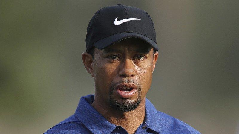 Tiger Woods retrouvé endormi au volant: il avait 5 médicaments dans le sang