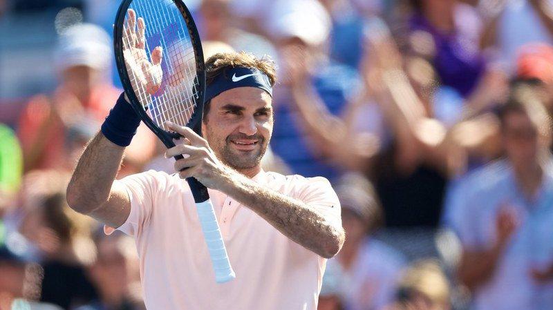 Depuis sa défaite à Stuttgart en juin, après le long repos qu'il s'était accordé en faisant l'impasse sur la saison sur terre, Federer aligne les victoires.