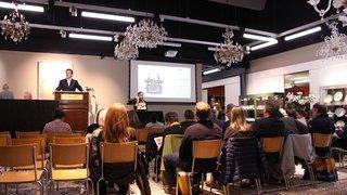 Genève: Caritas Jura vend ses plus belles découvertes aux enchères