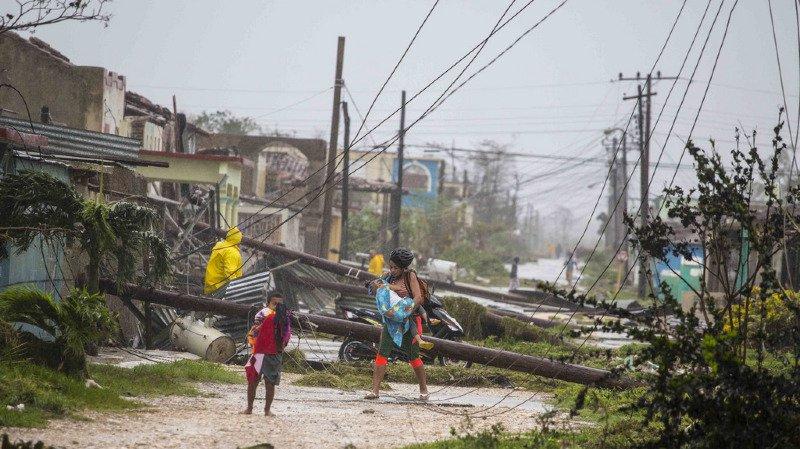 Etats-Unis: Trump demande 29 milliards au congrès pour les victimes des ouragans