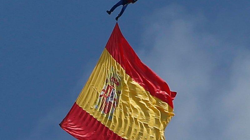 Fête nationale singulière, en pleine crise catalane