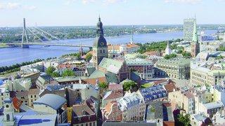 Riga, une capitale épargnée