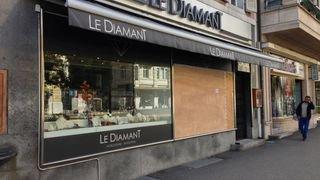 """Un cambriolage et une tentative de casse sur le """"Pod"""" à La Chaux-de-Fonds"""