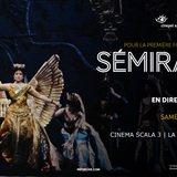 Semiramis - Opéra en direct de New York