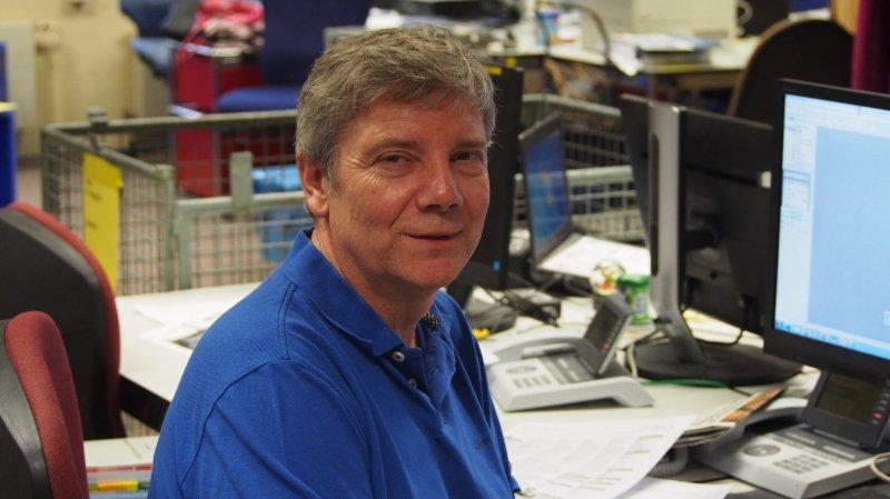 #3 Les métiers qui font nos médias - Michel Merz, organisateur en chef et mémoire de notre journal