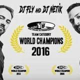 Dj Fly & Dj Netik - World champion dmc