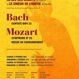 Concert Bach-Mozart