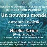 Concert Orchestre de Chambre de La Chaux-de-Fonds