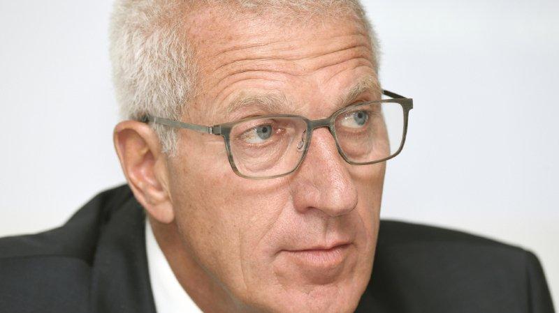 """Pierin Vincenz ne s'estime pas coupable: """"J'ai toujours agi dans l'intérêt de Raiffeisen"""""""