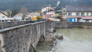 Eleanor: près de 2,5 millions de francs de dégâts dans le canton de Neuchâtel
