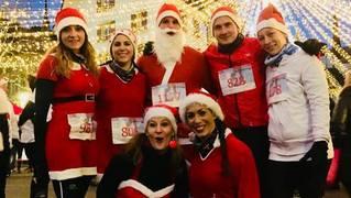 Corrida de Noël de Neuchâtel 2017 - Vos selfies