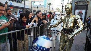 Cinéma: le huitième épisode de Star Wars bat des records au box-office