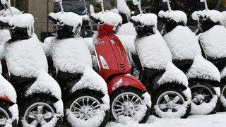 La Suisse sous la neige en images