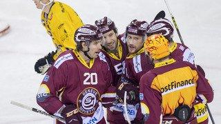 Hockey - National League: Genève-Servette bat Davos, Bienne s'incline face à Zoug
