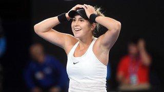 """Open d'Australie: Belinda Bencic a remporté """"une grande victoire"""" contre Venus Williams"""