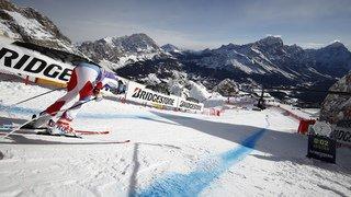 Ski alpin: Michelle Gisin 5e à Cortina d'Ampezzo, Lindsey Vonn s'impose