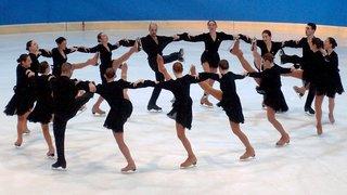 Patinage synchronisé: Suivez le 15e Neuchâtel Trophy en direct