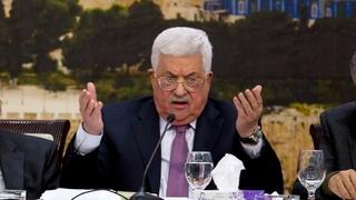 Fâché, Abbas exclut Trump du rôle de médiateur