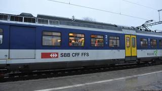 Un train déraille entre Les Bayards et Les Verrières