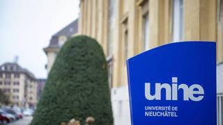 Touchée par les mesures d'économies, l'Université de Neuchâtel tire la sonnette d'alarme