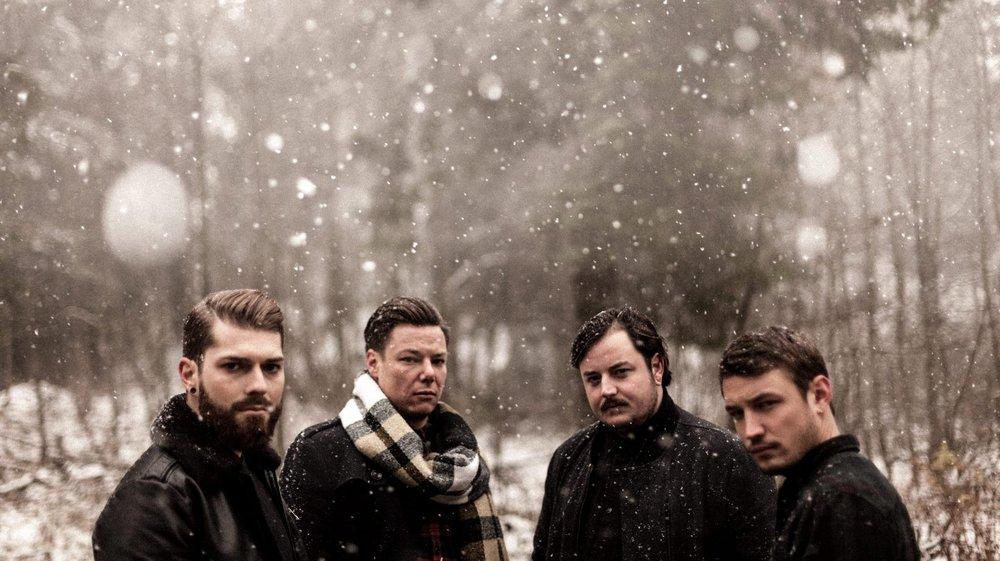 Le groupe Oregon Trail revient avec un album inspiré du Locle