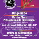 Présentation du Didgeridoo