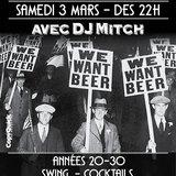 Prohibition Night - DJ Mitch (Ch/ge)