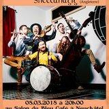 Sheelanagig: Musique folk irlandais & balkanique