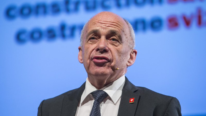 Réforme de la fiscalité des entreprises: il y a urgence, dit Ueli Maurer