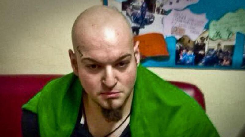 """Italie: """"Mein Kampf"""" d'Adolf Hitler retrouvé chez Luca Traini qui a tiré sur des migrants à Macerata"""