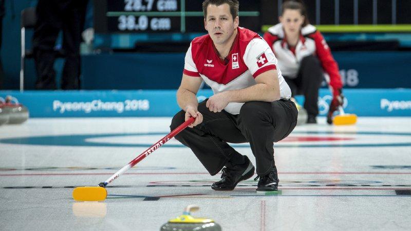 JO 2018 - Curling mixte: les Suisses remportent leurs deux premiers matchs