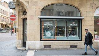 Neuchâtel: condamnés à 11 mois ferme, les cambrioleurs de la bijouterie Robert seront expulsés de Suisse