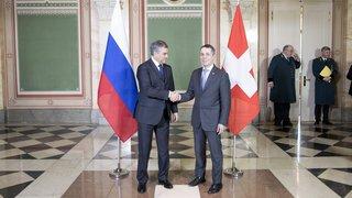 """Point de vue de Pierre Bühler: """"La Suisse: les affaires avant les règles..."""""""