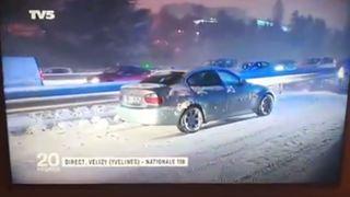 La neige qui sème le chaos à Paris fait beaucoup rire ces Québécois devant leur télé