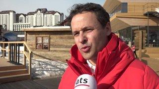JO 2018: bilan de Ralph Stöckli, chef de mission de Swiss Olympic, à la mi-temps des JO