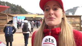 Ski Cross: Fanny Smith veut effacer la déception de Sotchi (8e)
