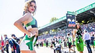 """Les """"grid girls"""", hôtesses de Formule 1, ne seront plus sur les grilles de départ"""
