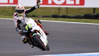 Moto2: le Bernois Dominique Aegerter lance un financement participatif pour financer sa saison