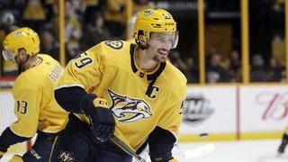 Hockey - NHL: doublé pour Fiala, but de la victoire pour Josi