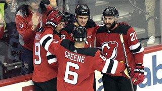 NHL: quatre buts en quatre victoires pour Nico Hischier
