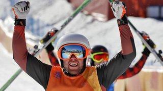 JO 2018 - Skicross: l'argent pour Marc Bischofberger sur un tracé très sélectif