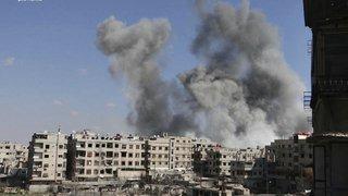 Syrie: le cap des 500 civils tués en sept jours dans la Goutha est dépassé