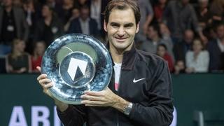 Federer décroche son 97e titre