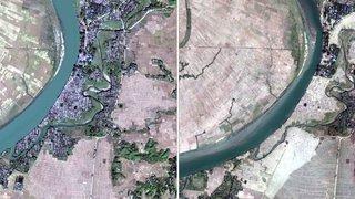 Le drame des Rohingyas en images