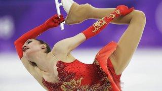 Alina Zagitova,  la gamine qui vaut de l'or