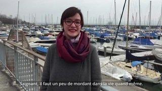 """L'interview """"Croque-madame"""" de Camille Jéquier"""