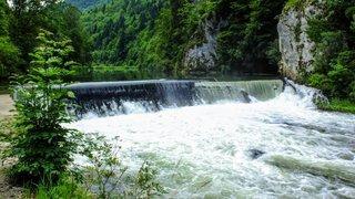 Saint-Ursanne: feu vert pour le ruisseau de contournement pour les poissons