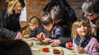 Le musée paysan de La Chaux-de-Fonds a dit au revoir au café et au chocolat